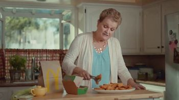 McDonald's Buttermilk Crispy Tenders TV Spot, 'Dinner at Grandma's: Sunday' - Thumbnail 1