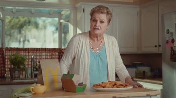 McDonald's Buttermilk Crispy Tenders TV Spot, 'Dinner at Grandma's: Sunday' - 2314 commercial airings