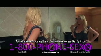 1-800-PHONE-SEXY TV Spot, 'Bubble Bath' - Thumbnail 2