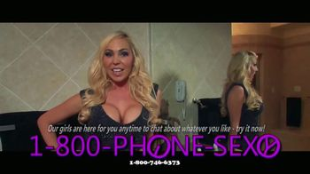 1-800-PHONE-SEXY TV Spot, 'Bubble Bath'