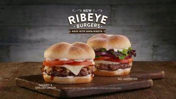 Jack in the Box Ribeye Burgers TV Spot, 'The Great Ribeye Challenge' - Thumbnail 10