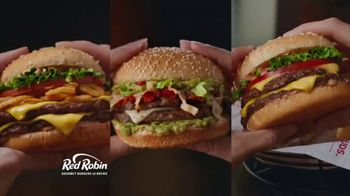 Red Robin Taco Tavern Double TV Spot, 'Anytime'
