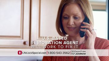 LifeLock TV Spot, 'Faces V6' Featuring Rick Harrison - Thumbnail 5