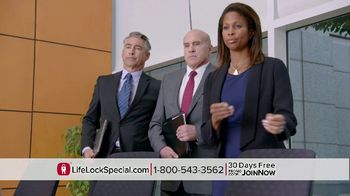 LifeLock TV Spot, 'Faces V6' Featuring Rick Harrison - Thumbnail 7