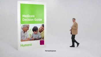 Humana Medicare Advantage Plan TV Spot, 'Decision Guide' - Thumbnail 1