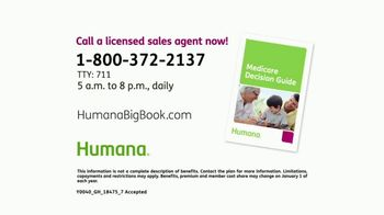 Humana Medicare Advantage Plan TV Spot, 'Decision Guide' - Thumbnail 10