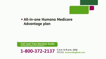 Humana Medicare Advantage Plan TV Spot, 'Decision Guide' - Thumbnail 2