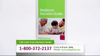 Humana Medicare Advantage Plan TV Spot, 'Decision Guide' - Thumbnail 8