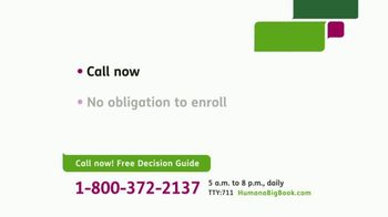 Humana Medicare Advantage Plan TV Spot, 'Decision Guide' - Thumbnail 9