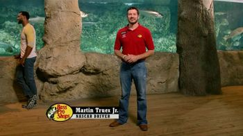 Bass Pro Shops TV Spot, 'Hoodies and Totes' Featuring Martin Truex Jr. - Thumbnail 1