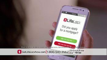 LifeLock TV Spot, 'Faces V5.1 - DRTV' - Thumbnail 4