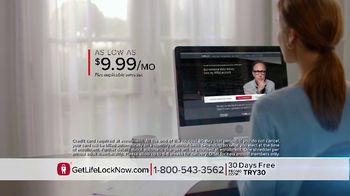 LifeLock TV Spot, 'Faces V5.1 - DRTV' - Thumbnail 7