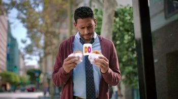 Dunkin' Donuts Bacon, Egg & Cheese Croissant TV Spot, 'Save the Day' - Thumbnail 1