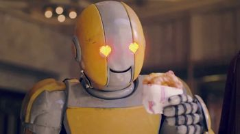 Dunkin' Donuts Bacon, Egg & Cheese Croissant TV Spot, 'Save the Day' - Thumbnail 5