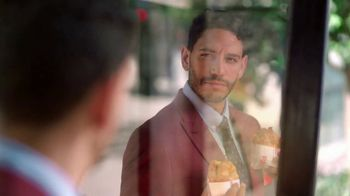 Dunkin' Donuts Bacon, Egg & Cheese Croissant TV Spot, 'Save the Day' - Thumbnail 7