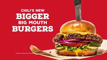 Chili\'s TV Spot, \'Burger Best Competition\'