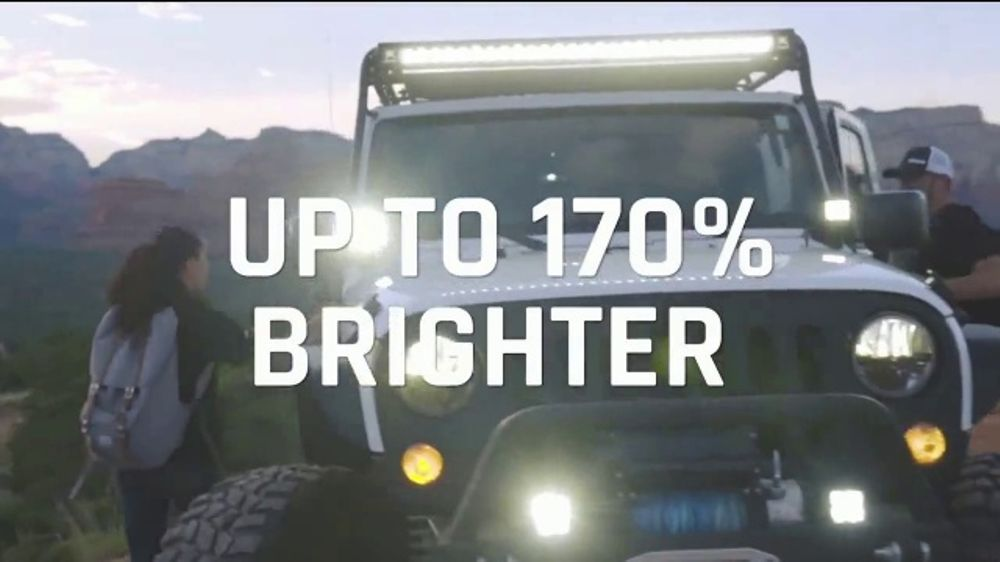 Rigid Industries Own the Night Sales Event TV Commercial, 'Brighter. Stronger'