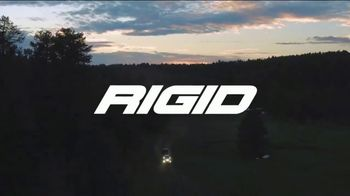Rigid Industries Own the Night Sales Event TV Spot, 'Brighter. Stronger' - Thumbnail 1