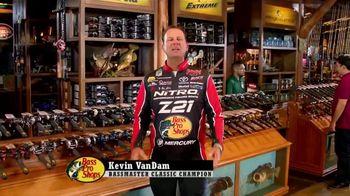 Bass Pro Shops TV Spot, 'Ammo, Blind and Rangefinder' Ft. Martin Truex Jr. - Thumbnail 9