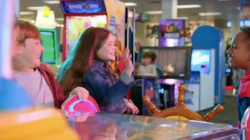 Chuck E. Cheese's All-You-Can-Play Birthdays TV Spot, 'Superstar Party'