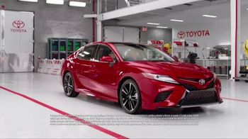 2018 Toyota Camry XSE TV Spot, 'Defense' Featuring Eli Manning [T1] - Thumbnail 1