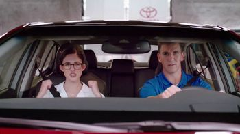 2018 Toyota Camry XSE TV Spot, 'Defense' Featuring Eli Manning [T1] - 1 commercial airings