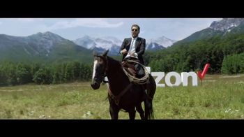 Verizon Unlimited TV Spot, 'Horse: Four Lines' Featuring Thomas Middleditch - 899 commercial airings