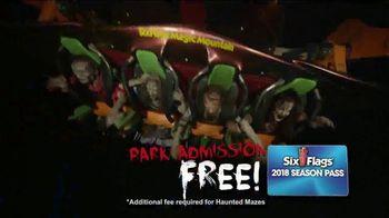 Six Flags Fright Fest TV Spot, 'Suicide Squad' - Thumbnail 6