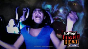 Six Flags Fright Fest TV Spot, 'Suicide Squad'
