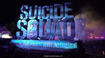Six Flags Fright Fest TV Spot, 'Suicide Squad' - Thumbnail 4