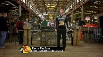 Bass Pro Shops Fall Harvest Sale TV Spot, 'Boats' - Thumbnail 1