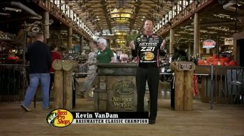 Bass Pro Shops Fall Harvest Sale TV Spot, 'Boats' - 69 commercial airings