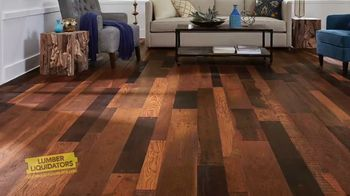 Lumber Liquidators 2017 Fall Floor Trends TV Spot, 'Freshen Up' - Thumbnail 1