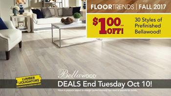 Lumber Liquidators 2017 Fall Floor Trends TV Spot, 'Freshen Up' - Thumbnail 3