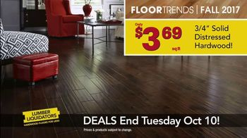 Lumber Liquidators 2017 Fall Floor Trends TV Spot, 'Freshen Up' - Thumbnail 5