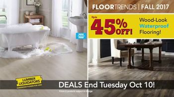 Lumber Liquidators 2017 Fall Floor Trends TV Spot, 'Freshen Up' - Thumbnail 6