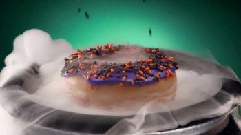 Dunkin' Spooky Donuts TV Spot, 'A Ghoulish Rhyme' - 282 commercial airings