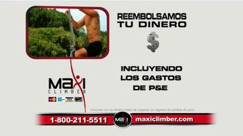 MaxiClimber TV Spot, 'Trabaja todo el cuerpo' [Spanish] - Thumbnail 9