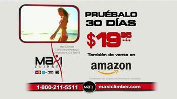 MaxiClimber TV Spot, 'Trabaja todo el cuerpo' [Spanish] - Thumbnail 8