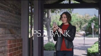 JoS. A. Bank Columbus Day Sale TV Spot, 'Suits and Dress Shirts' - Thumbnail 1
