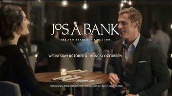 JoS. A. Bank Columbus Day Sale TV Spot, 'Suits and Dress Shirts' - Thumbnail 9