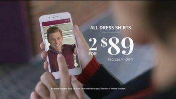 JoS. A. Bank Columbus Day Sale TV Spot, 'Suits and Dress Shirts' - Thumbnail 6