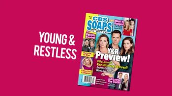 CBS Soaps in Depth TV Spot, \'Young & Reckless: Betrayal\'