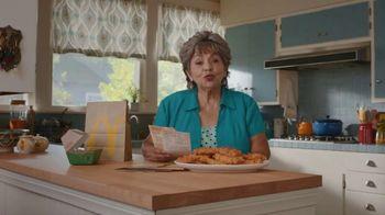 McDonald's Buttermilk Crispy Tenders TV Spot, 'Cena de la abuela' [Spanish]