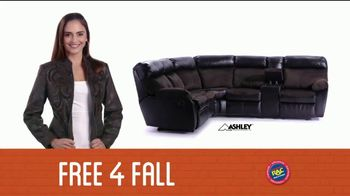 Rent-A-Center Free 4 Fall TV Spot, 'Match Your Payment'