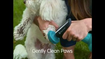 Paw Shower TV Spot, 'Keep Your Puppy Perfectly Clean'