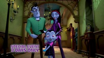 Fathom Events TV Spot, 'Disney Junior at the Movies: Halloveen Party'