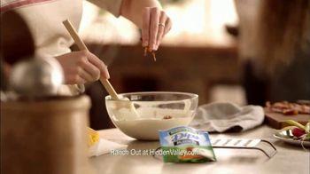 Hidden Valley Ranch TV Spot, '#26 Bacon Dip'