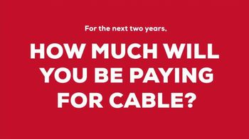 FiOS by Frontier TV Spot, 'Cable Keeps Raising Prices: Vantage TV' - Thumbnail 2