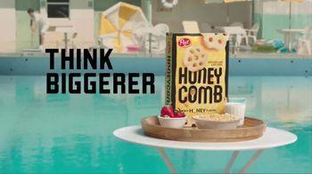 Honey-Comb TV Spot, 'Cannonball' - Thumbnail 7